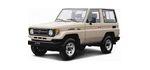 Toyota Land Cruiser Hzj70 / Hzj73 / Hzj75