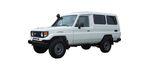 Toyota Land Cruiser Hzj78 / Hzj79