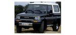 Toyota Land Cruiser Kzj70 / Kzj73